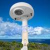 消防照明避雷针伸缩杆便携式通讯天线桅杆手动电动升降天线杆